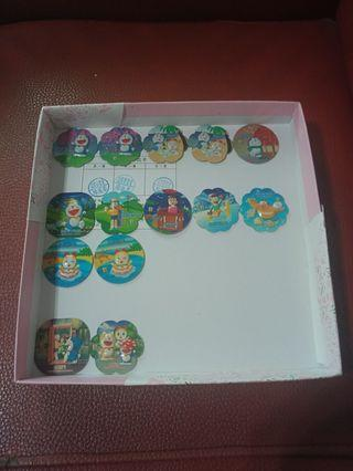 限時優惠到10/31【全部】哆啦A夢立體磁鐵大出清 隱藏版、快樂暑假版、法寶版