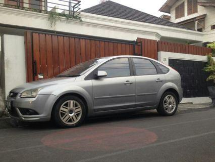 Ford Focus 1.8 2008 Matic