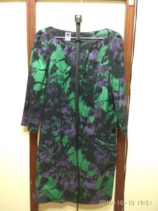 媽媽的衣櫃系列-上班氣勢洋裝