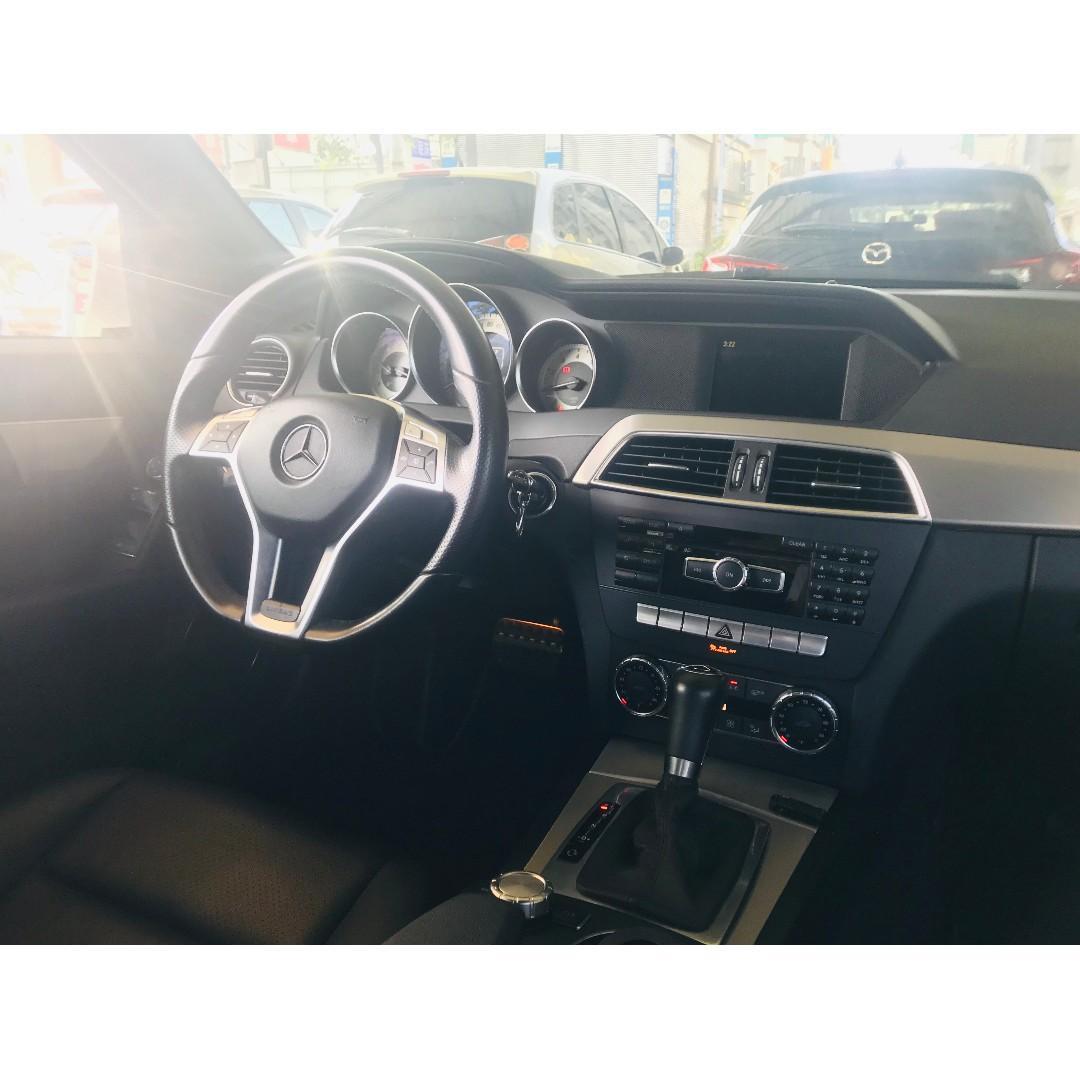 2011 Benz C250  ✅無重大事故 ✅ 無泡水 ✅ 認證車