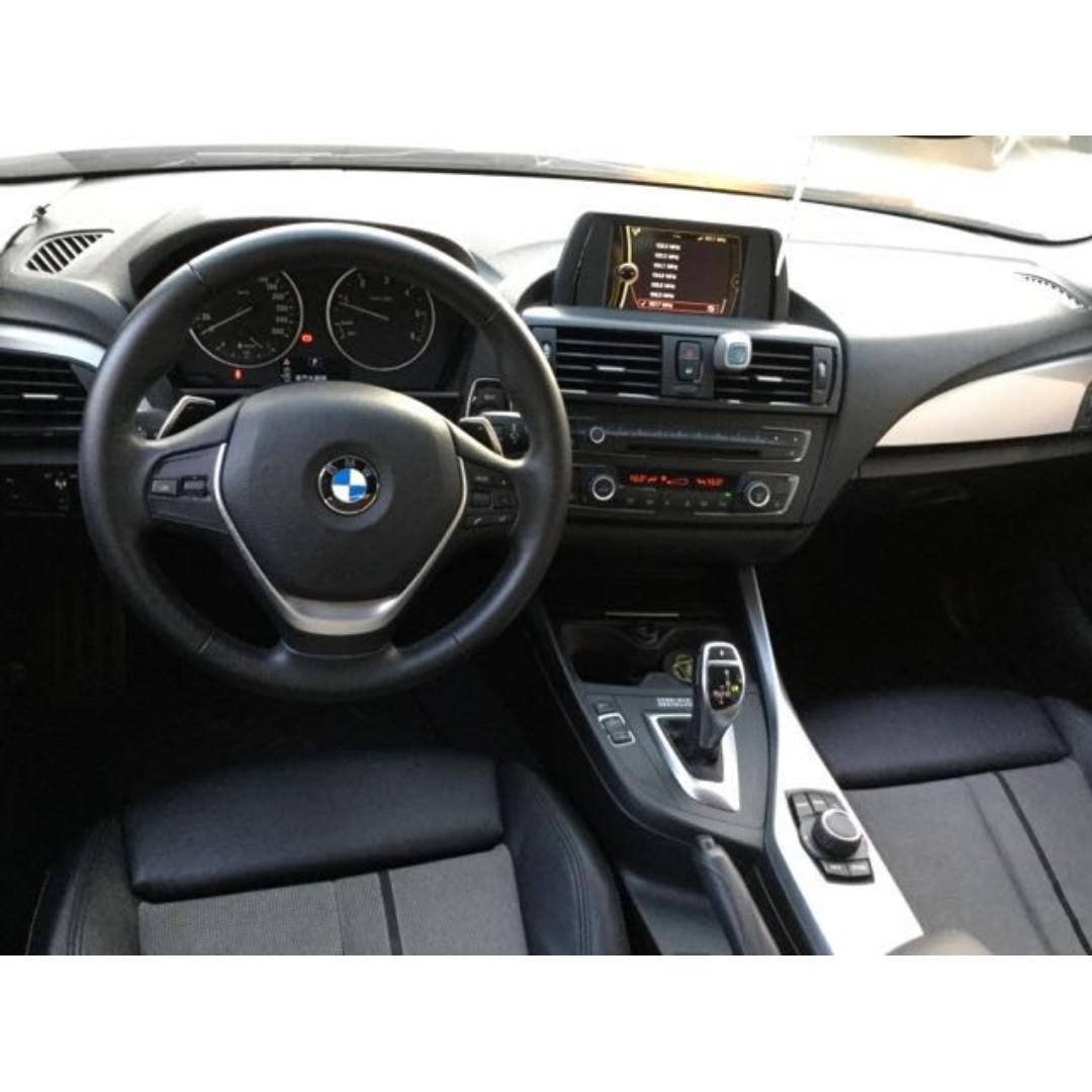【精選超低里程優質車】2012年 BMW 120D 【經第三方認證】【車況立約保證】