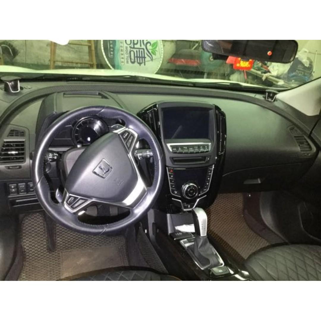 【精選超低里程優質車】2016年 LUXGEN U6 Turbo ECO Hyper 1.8T【經第三方認證】【車況立約保證】