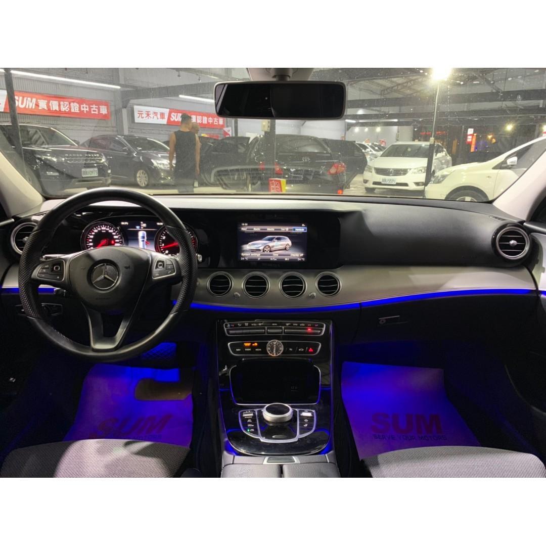 2017年 Mercedes-Benz E200 Estate 2.0