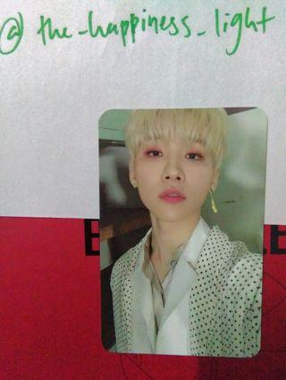 Ab6ix jeon woong pc b complete album