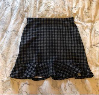 Bershka Gingham Skirts
