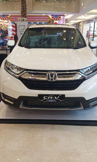 Honda CRV Turbo Prestige, Best Price for New Year 2020..