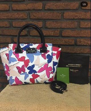 Kate Spade Butterfly Authentic