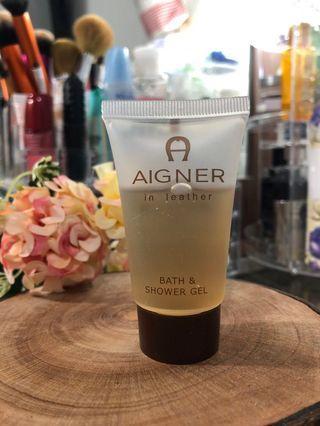 Aigner Bath & Shower Gel 30ml