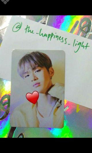 Kang daniel pc 1st album colour on me
