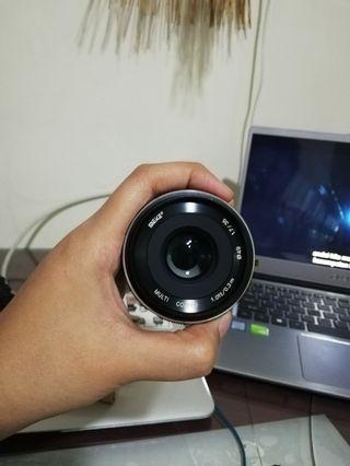 Meike 35mm f1.7 Sony Mirrorless