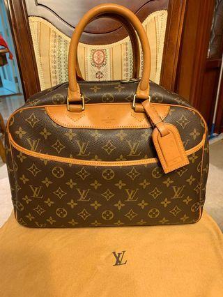 L v 精品 保齡球包大珍包貴婦包手提包