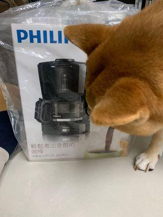 PHILIPS咖啡機HD7450/20