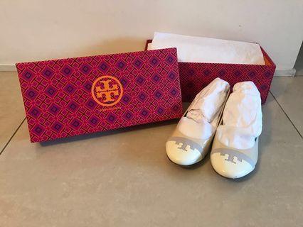 Tory Burch 台灣櫃購入娃娃鞋 size5.5