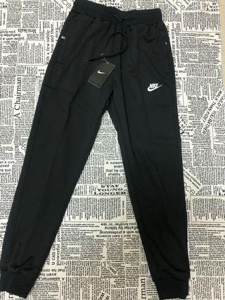 Nike小Logo縮口運動褲(全尺碼)