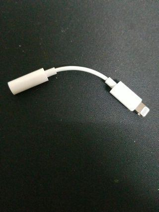 Apple iphone headset original 3.5 mm