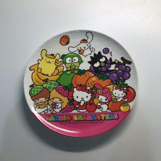 三麗鷗 盤子