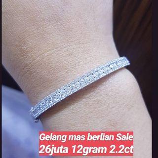 Cincin Berlian Eropa 2601