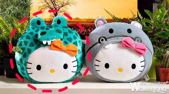 Holle Kitty 全新抱枕