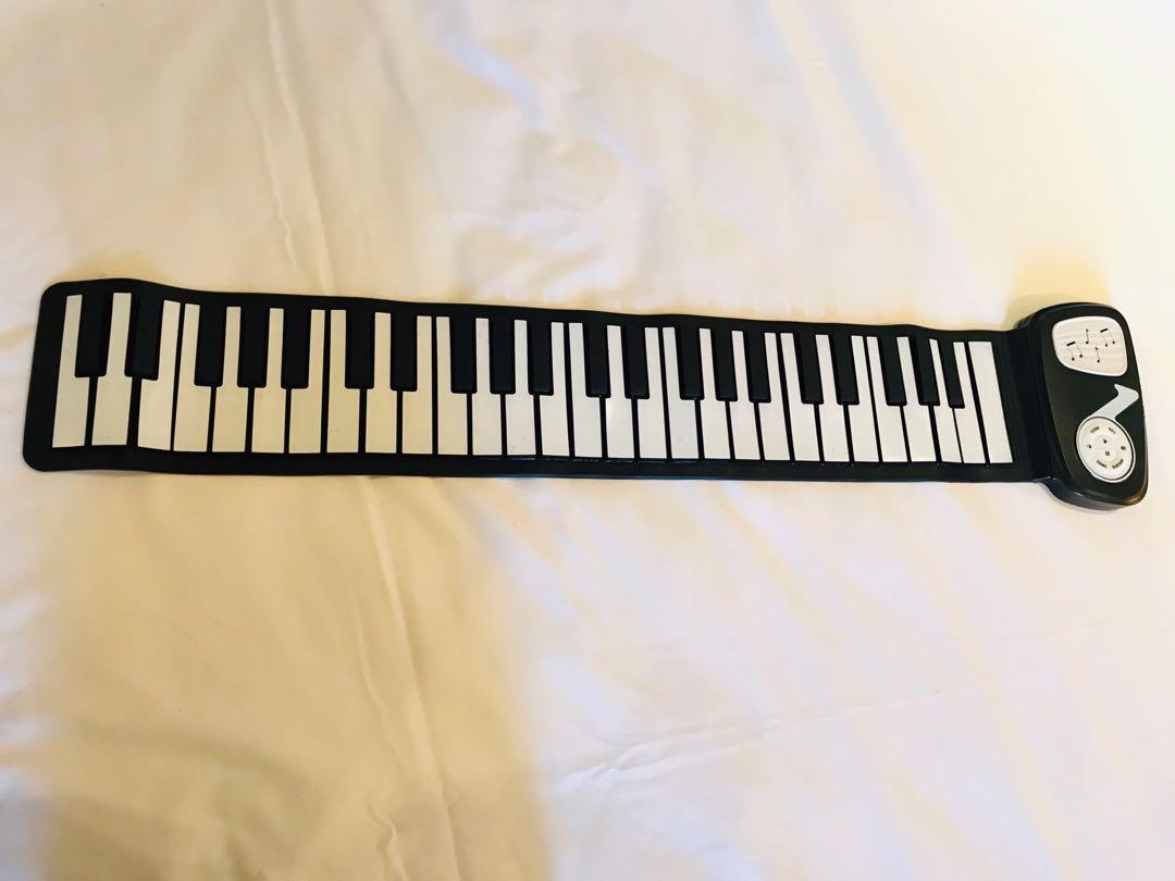 全新手捲鋼琴49鍵