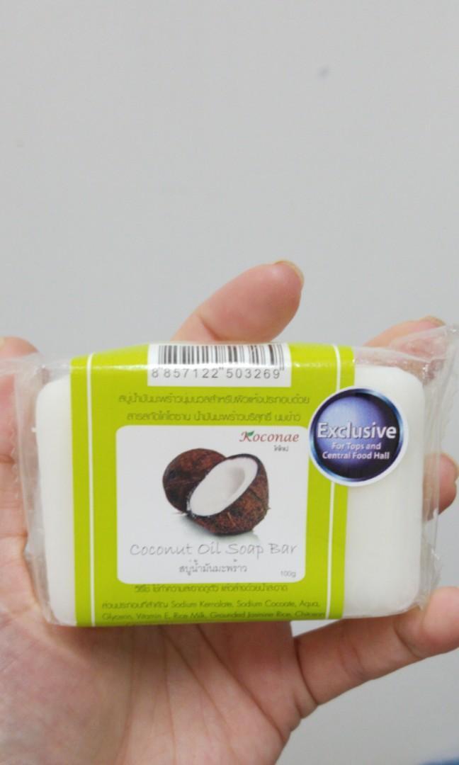 泰國椰子油香皂