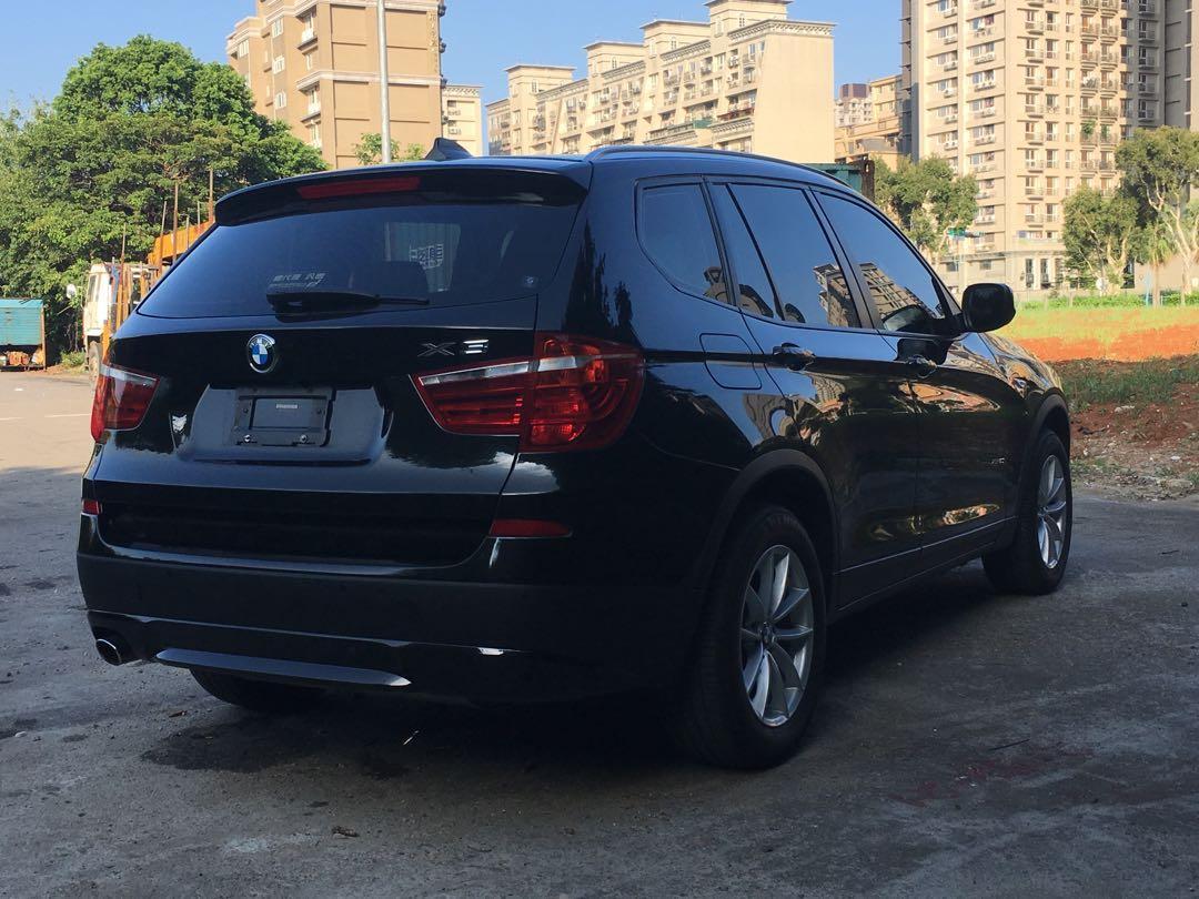 點子車庫 2014 BMW X3 20i