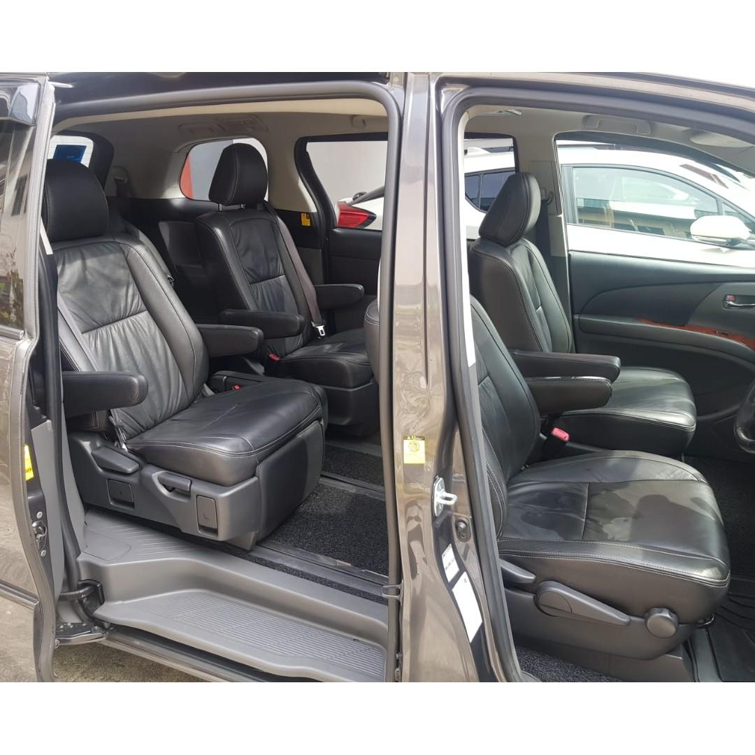 ⚡⚡ AFFORDABLE Toyota Estima for rent