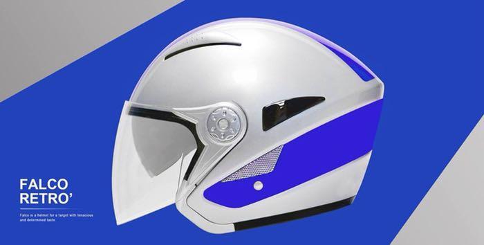 義大利 Origine Falco 進口 安全帽 雙鏡片 內含墨片