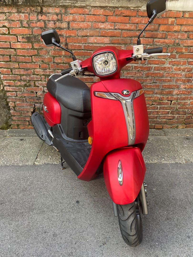 光陽 Romeo125 羅密歐 many125 魅力