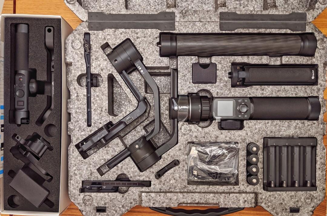 飛宇AK4500三軸穩定器