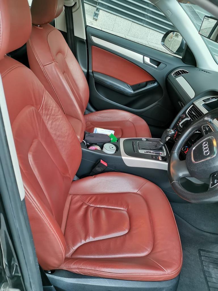 AUDI A4 1.8T AVANT 2008