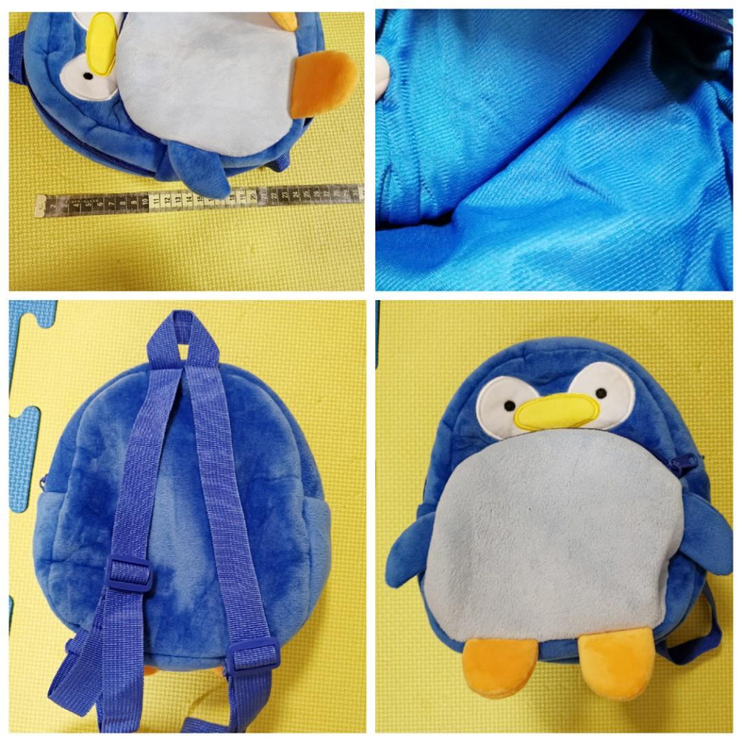 Baby backpack penguin