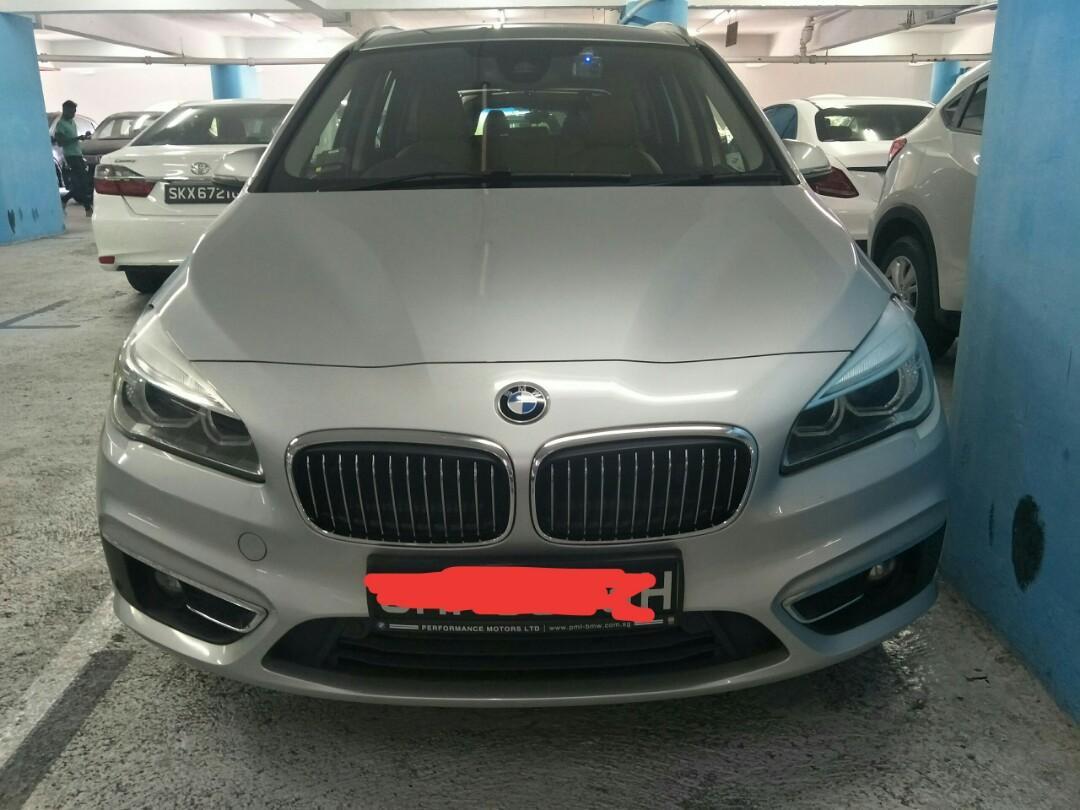 BMW 216d Gran Tourer (A)
