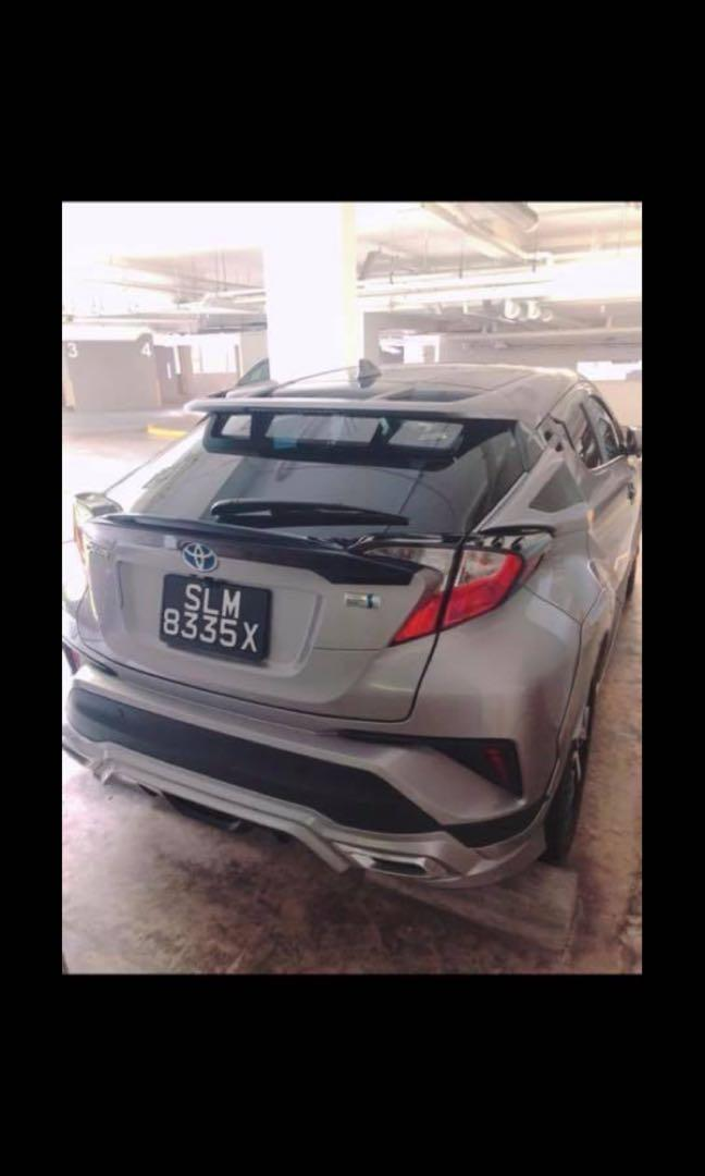 Car for rent for gojeck and grab with no deposit