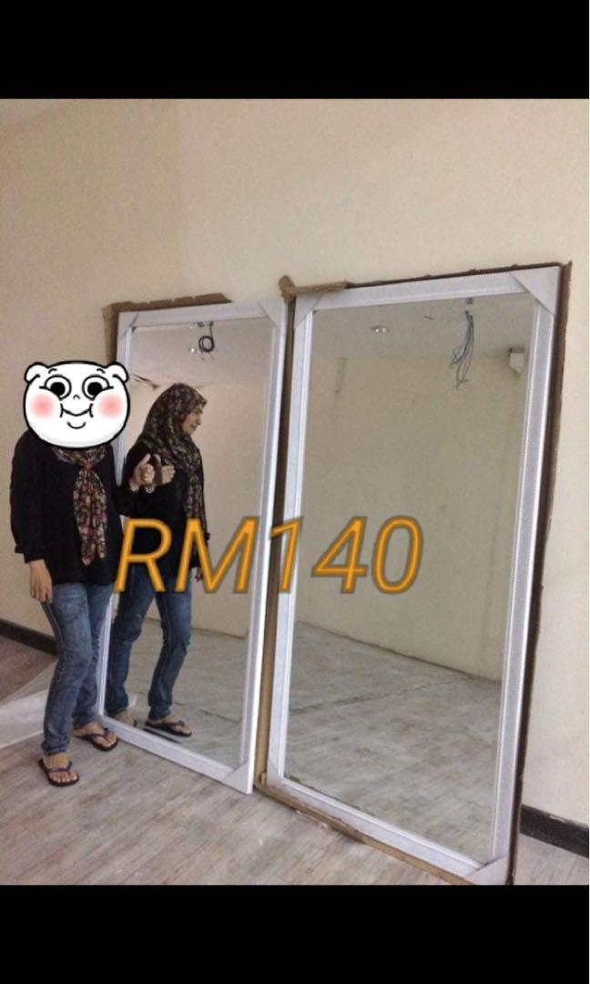 CERMIN MEWAH VIRAL 6x3 FREE DELIVERY