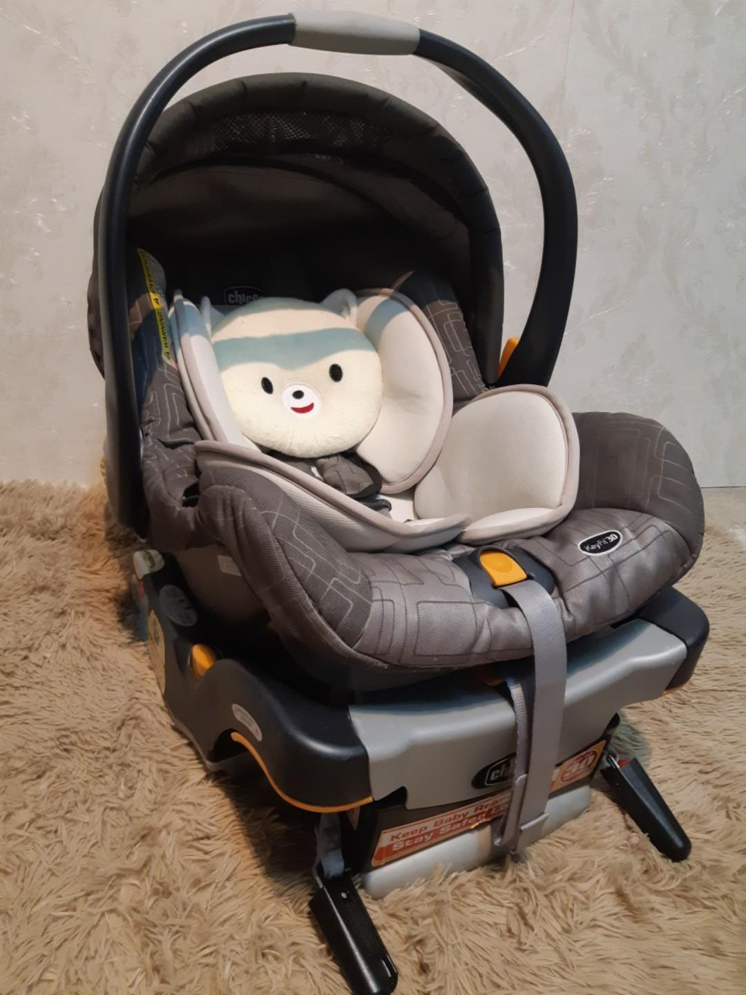 Chicco baby carrier isofix