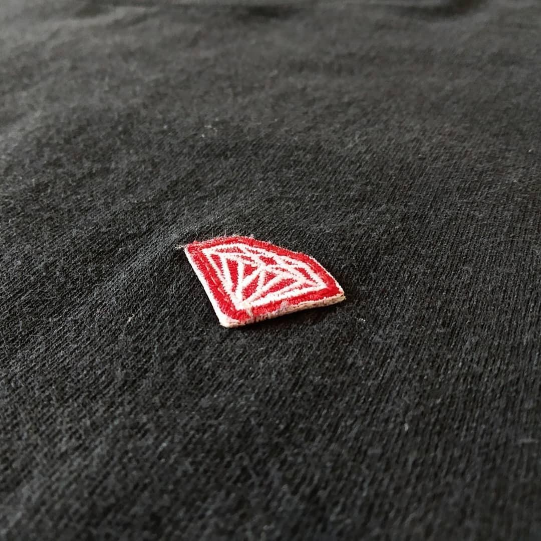 Diamond logo tee