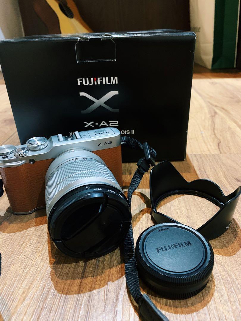 DIJUAL mulus Fujifilm XA2 Ex pemakai cewe