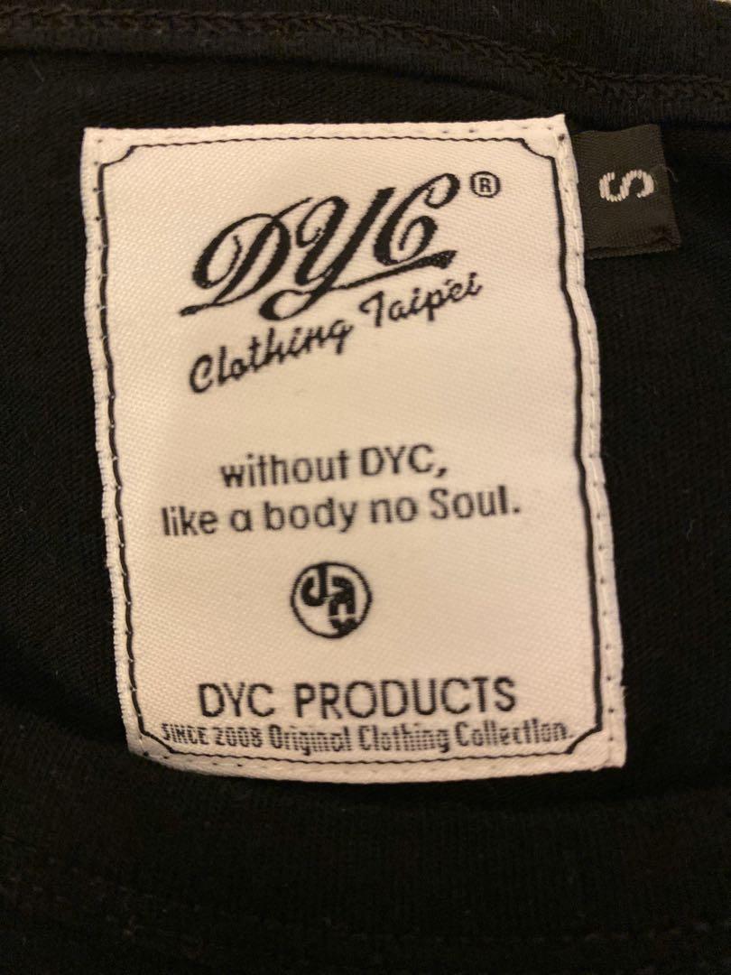 DYC骷髏圖樣T-shirt