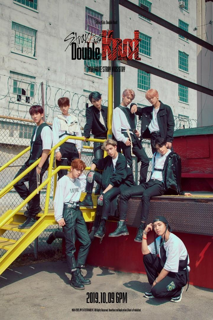 [Free Posting] Stray Kids - Cle: Levanter (Limited Edition)
