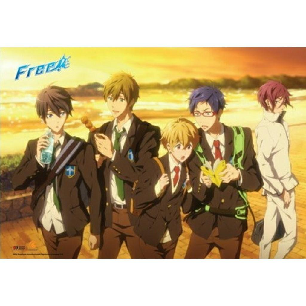 Free! tapestry A