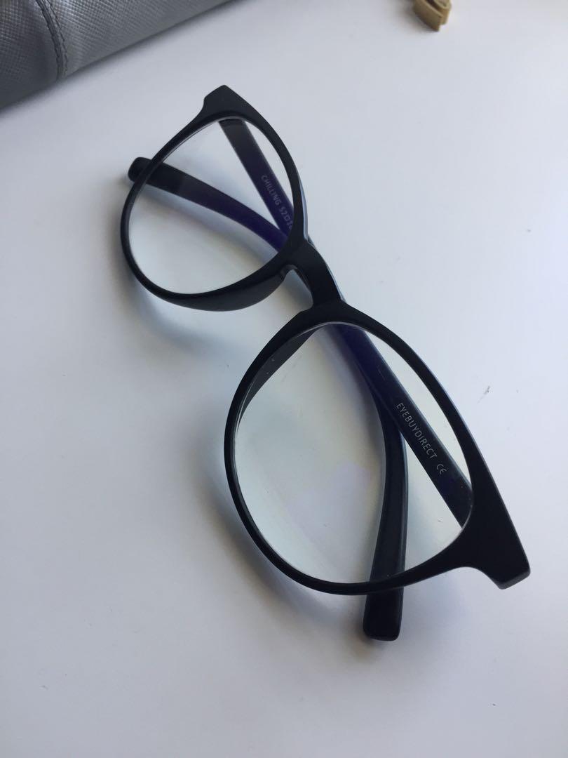 Glasses - Eyebuydirect blue lightfilter computer glasses