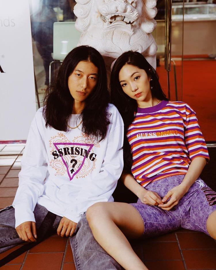 Guess 88rising Collections 12/10
