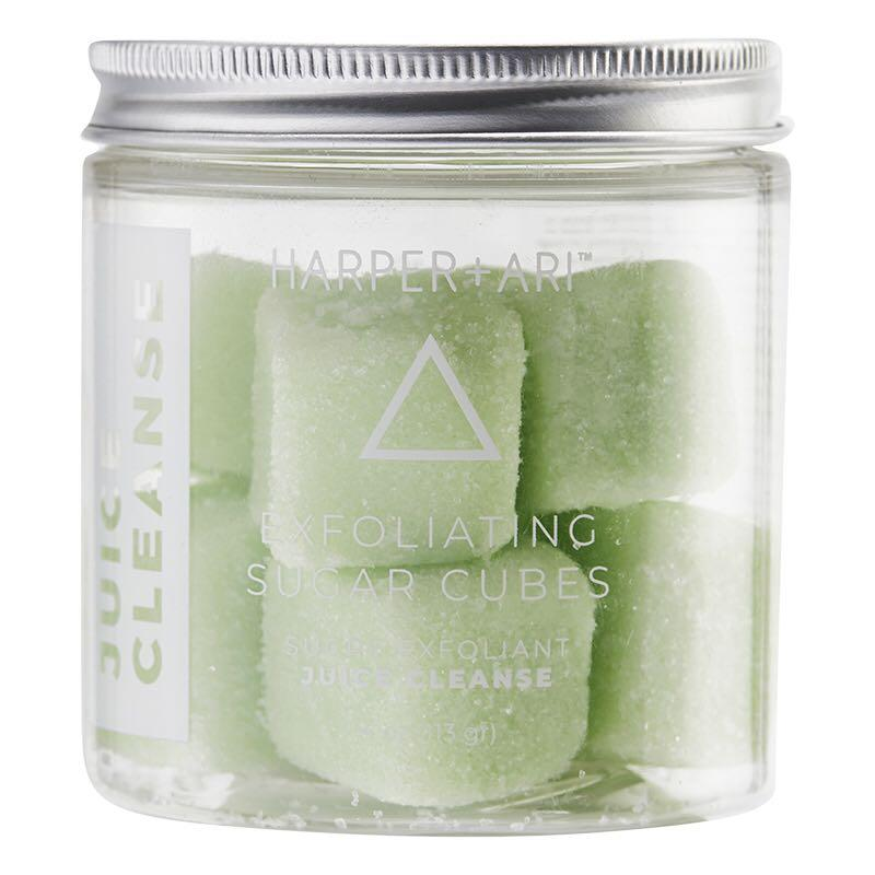 Harper + Ari Exfoliating Sugar Cubes in Juice Cleanse