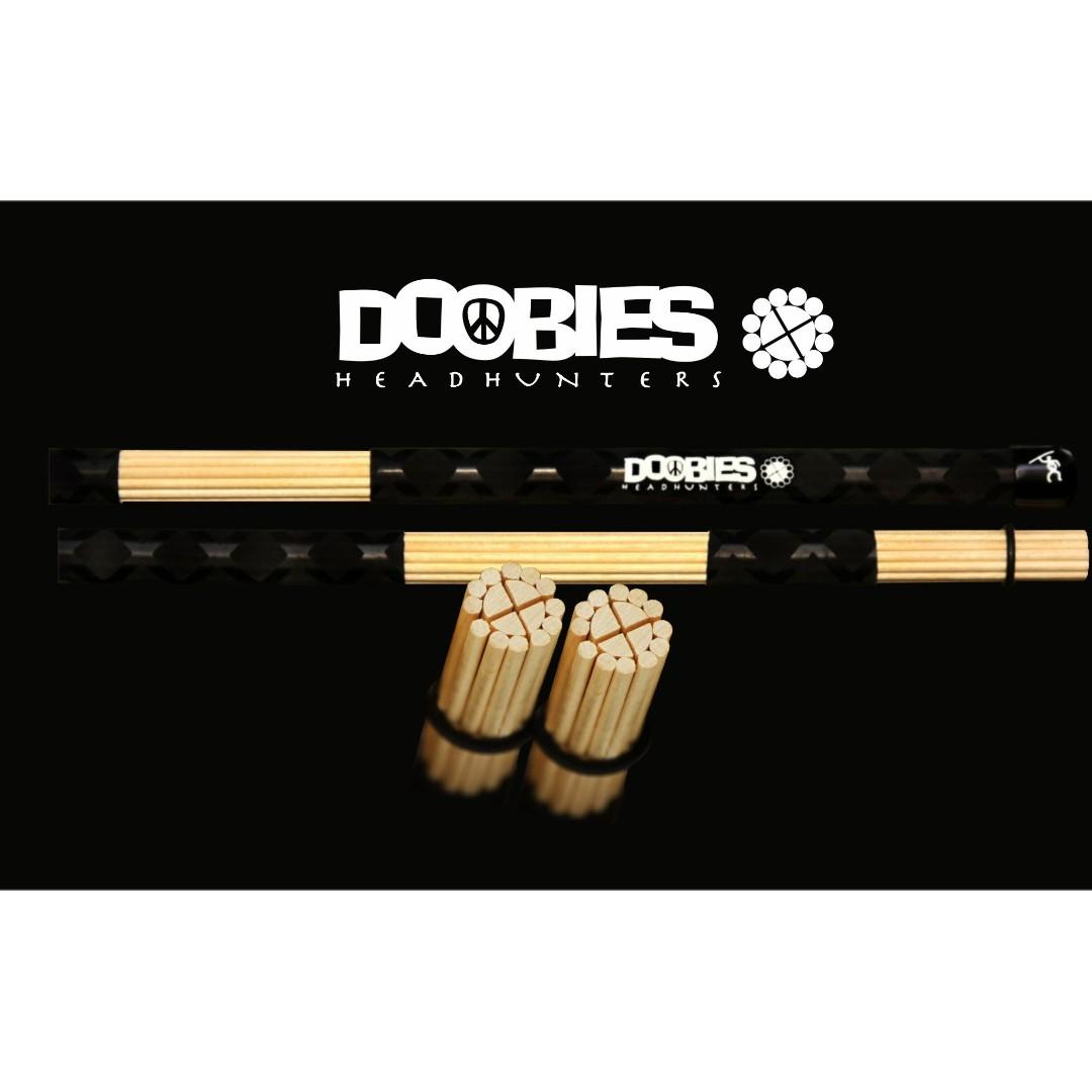 "Headhunters Creatives - Doobies (""Bundles"" Series) Drum Sticks"