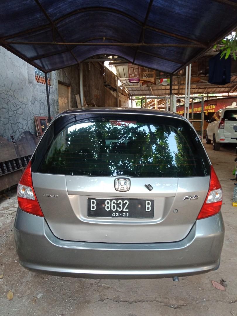 Honda jazz idsi a/t th 2006 pjk hidup panjang NO PR