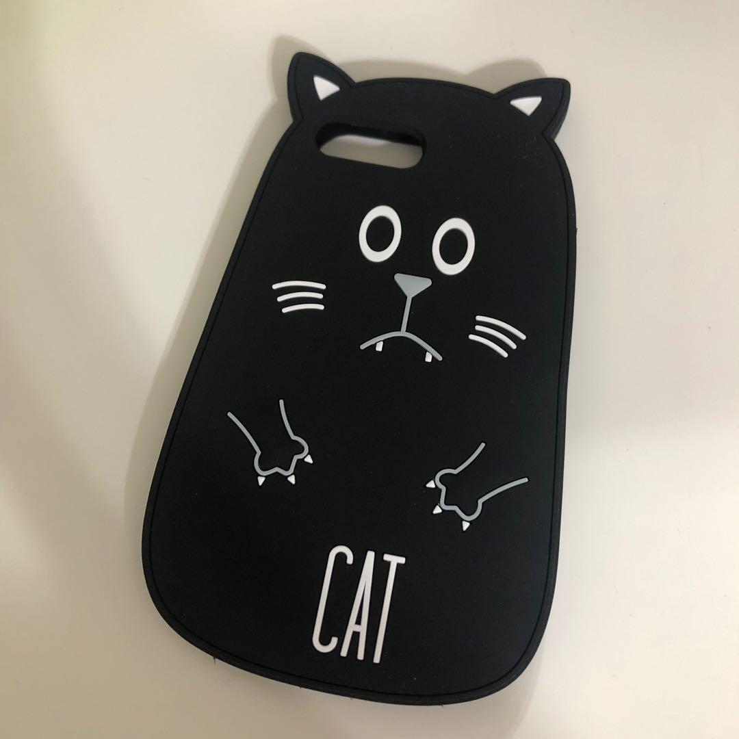 iPhone 8p/ 7p cat casing