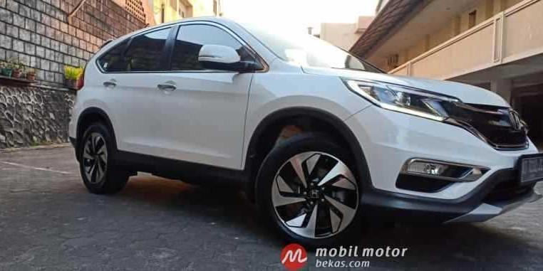 Jual Mobil HONDA CRV 2 4 prestige thn 2015/Discon 20%