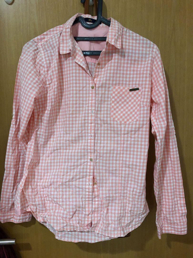 Kemeja Pink dari Korea