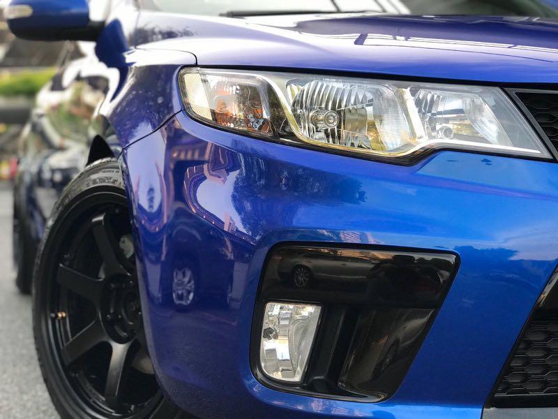 Kia Forte Koup 1.6A SX Auto