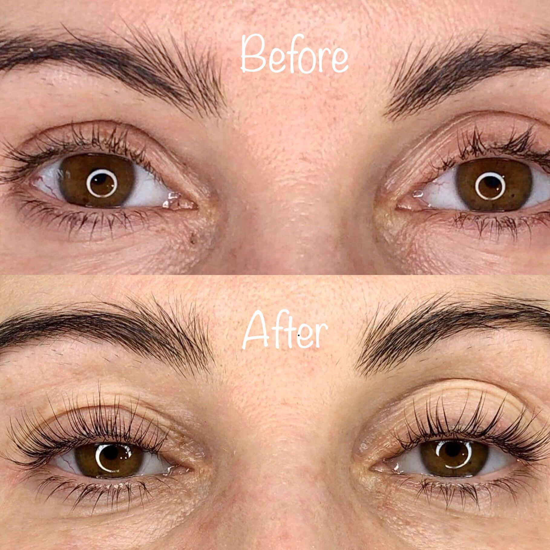 Lash Lift and Lash Botox - Rebuild your lashes with Keratin Treatment